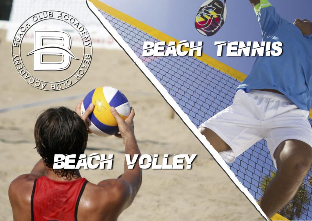 beach club accademy corsi